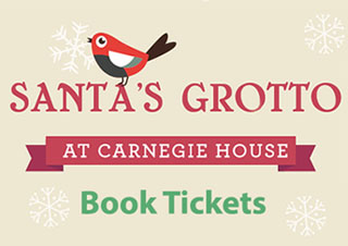 Santa's Grotto Book Tickets