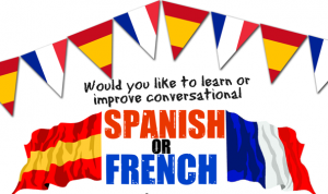 French and Spanish Class