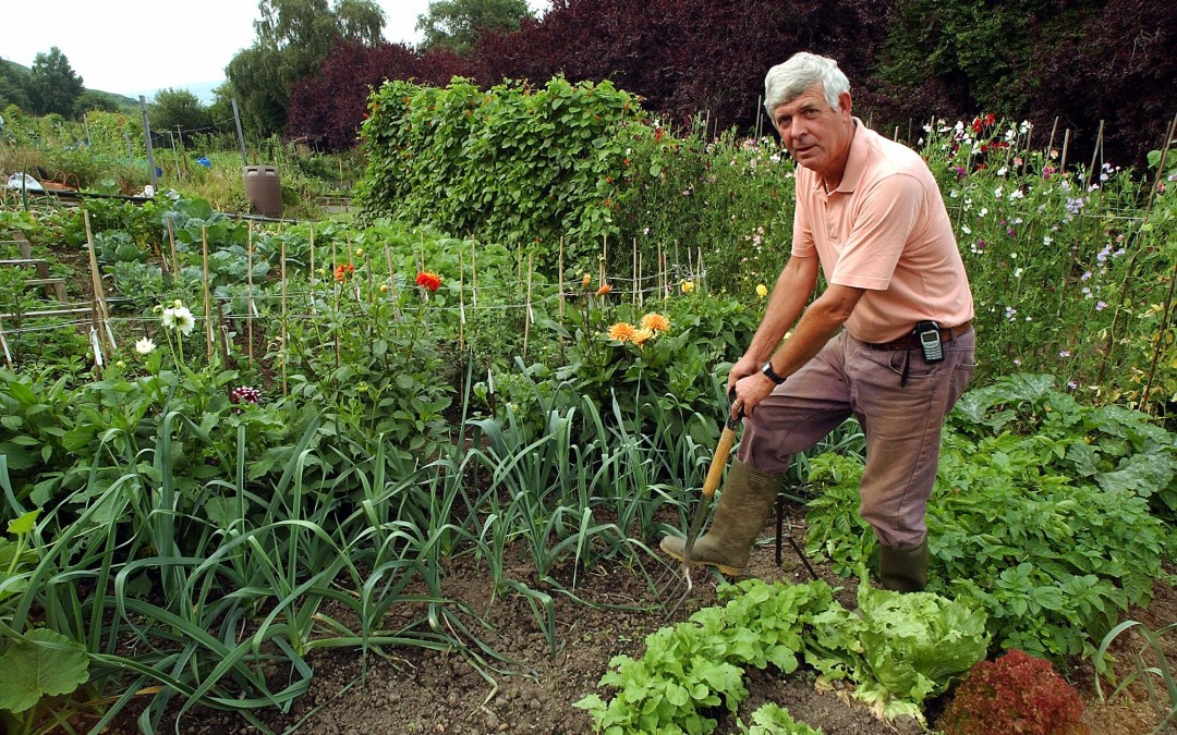 Terry Walton Gardening Talk