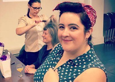Vintage Hair Workshop