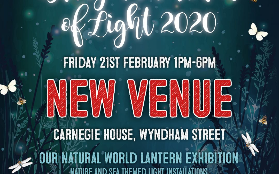 Bridgend Festival of Light 2020
