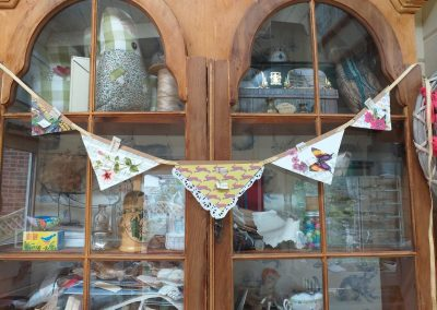Vintage Bunting Workshop